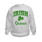 Queens Irish Kids Sweatshirt