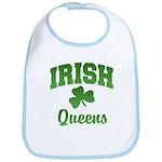 Queens Irish Bib