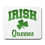 Queens Irish Mousepad