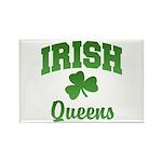 Queens Irish Rectangle Magnet (10 pack)