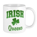 Queens Irish Mug