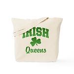 Queens Irish Tote Bag