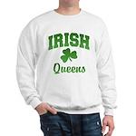 Queens Irish Sweatshirt