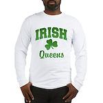 Queens Irish Long Sleeve T-Shirt
