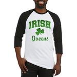 Queens Irish Baseball Jersey