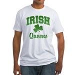 Queens Irish Fitted T-Shirt