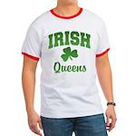 Queens Irish Ringer T