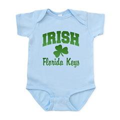 Florida Keys Irish Infant Bodysuit