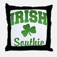 Southie Irish Throw Pillow