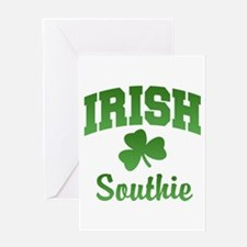 Southie Irish Greeting Card