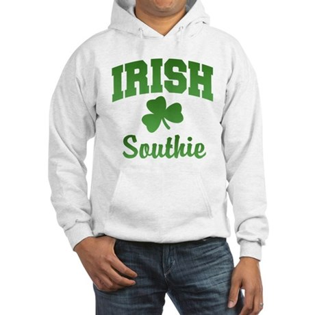 Southie Irish Hooded Sweatshirt