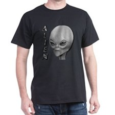 Alien Type 1 Grey Part 2 T-Shirt