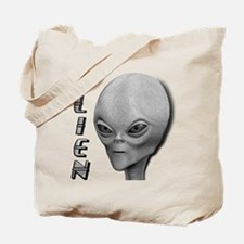 Alien Type 1 Grey Part 2 Tote Bag