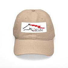 I Ride Baseball Cap
