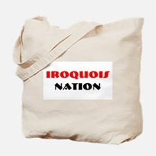 IROQUOIS NATION Tote Bag