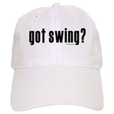 got swing? Baseball Cap