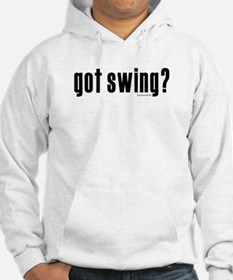 got swing? Jumper Hoody