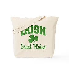 Great Plains Irish Tote Bag