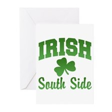 South Side Irish Greeting Cards (Pk of 20)