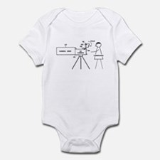 Cameraman Infant Bodysuit