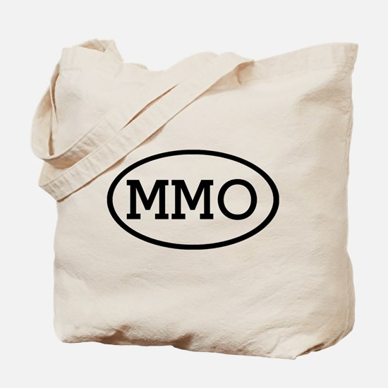 MMO Oval Tote Bag