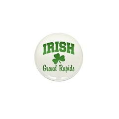 Grand Rapids Irish Mini Button (100 pack)