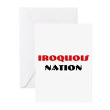 IROQUOIS NATION Greeting Cards (Pk of 10)