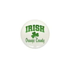 Orange County Irish Mini Button (100 pack)