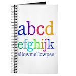 abcdefghijk ellowmellowpee Journal