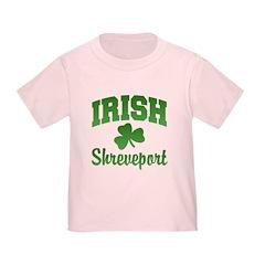 Shreveport Irish Toddler T-Shirt