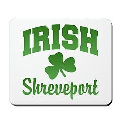 Shreveport Irish Mousepad