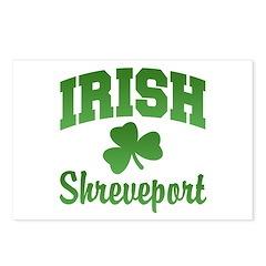 Shreveport Irish Postcards (Package of 8)
