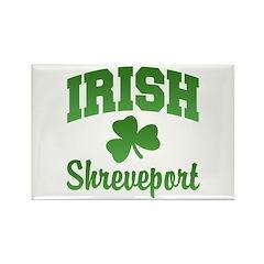 Shreveport Irish Rectangle Magnet