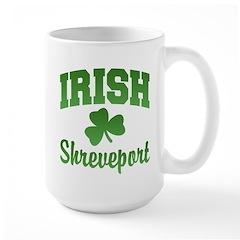 Shreveport Irish Large Mug