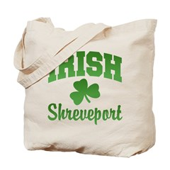 Shreveport Irish Tote Bag