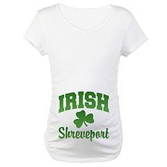 Shreveport Irish Maternity T-Shirt