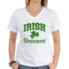 Shreveport Irish Women's V-Neck T-Shirt