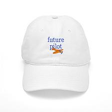 future pilot Baseball Cap
