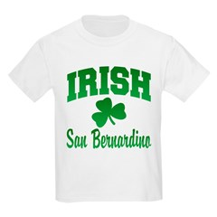 San Benardino Irish Kids Light T-Shirt