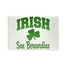 San Benardino Irish Rectangle Magnet (10 pack)