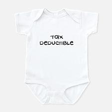 Tax Deductible - Infant Bodysuit