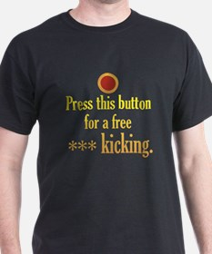 Press this button T-Shirt