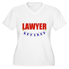 Retired Lawyer T-Shirt