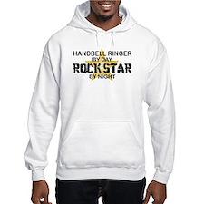 Handbell Ringer Rock Star Jumper Hoody