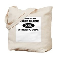 Tour Guide Tote Bag