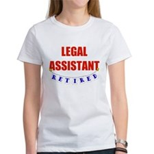 Retired Legal Assistant Tee