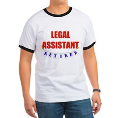 Retired Legal Assistant T