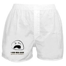 Cry Baby Boxer Shorts