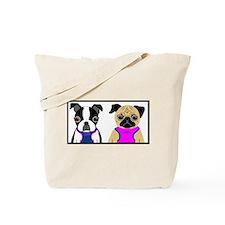 Zoie and Leah Tote Bag