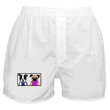 Zoie and Leah Boxer Shorts